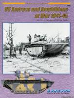 Concord Armor at War 7032 - US Amtracs and Amphibians at War 1941-1945