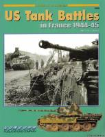 Concord Armor at War 7050 - Us Tank Battles France 1944-45